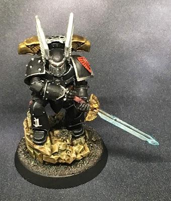 Horus Heresy Dark Angels Champion