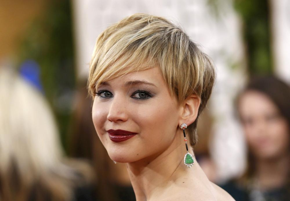 Vibrant short and layered hairstyles