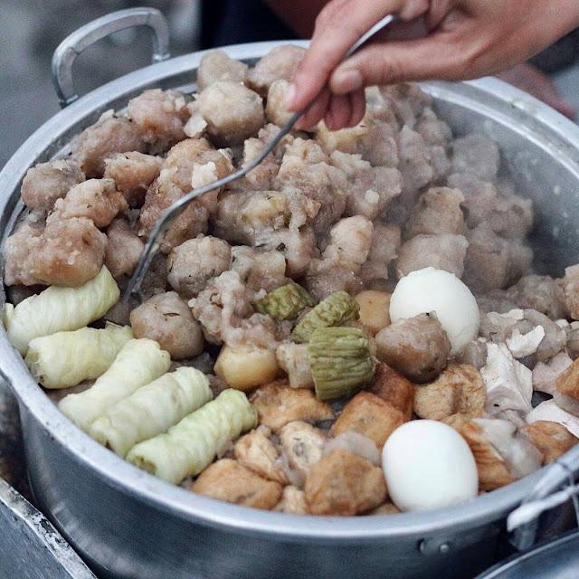 Tempat Kuliner Siomay Enak di Jogja paling Populer dan Murah