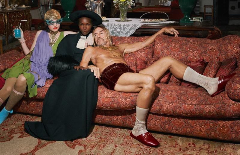 Gucci Cruise 2020 Campaign