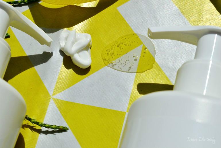 NUORI Ekskluzywny zestaw odżywczy do rąk - Żel do mycia oraz Odżywczy krem z Kwiatem białej herbaty