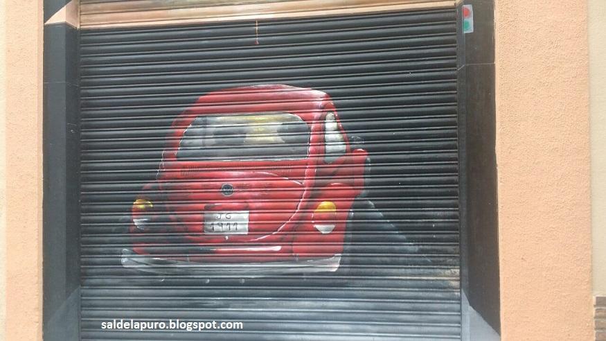 grafitti-coche-gijon