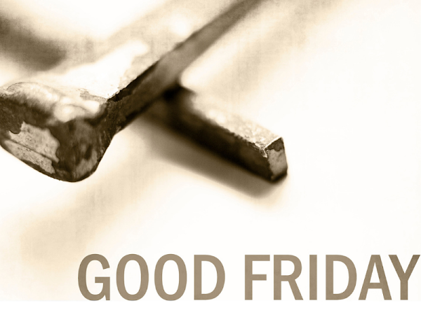 Good Friday: It is Finished, but the Story isn't Over