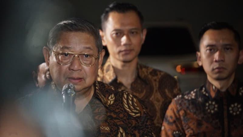 SBY Marah