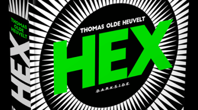 HEX darkside books
