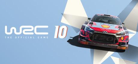WRC 10 FIA World Rally Championship-CODEX
