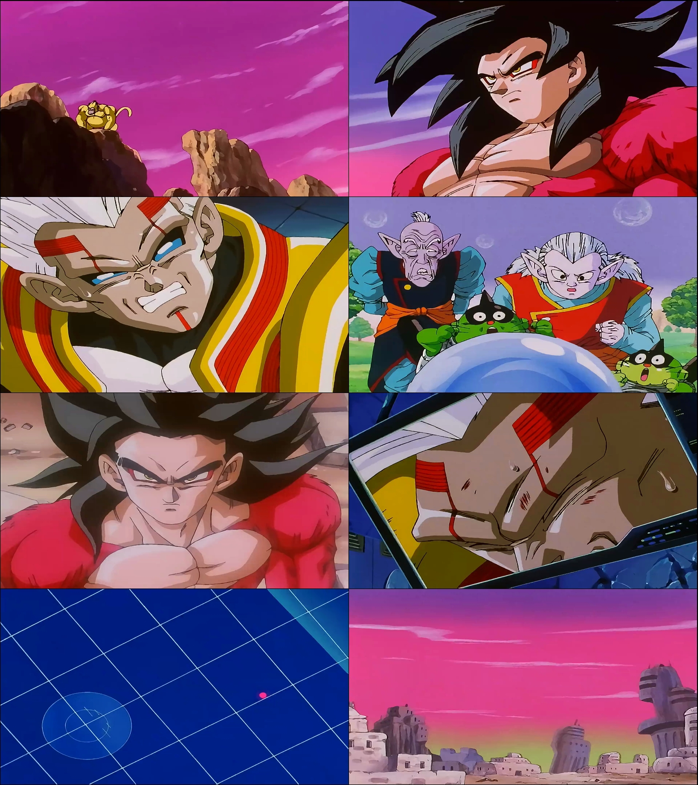 Dragon Ball GT 1080p