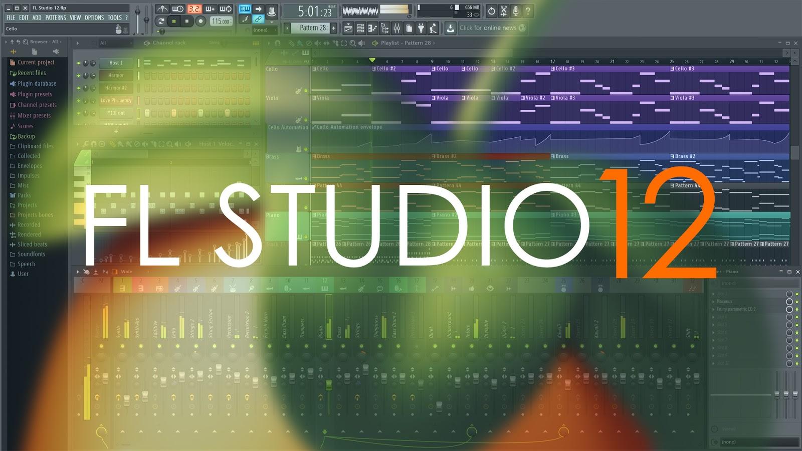 fl studio 12 3 patch