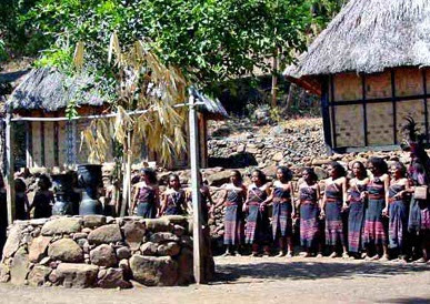 Kampung Tradisonal Takpala