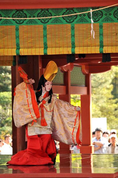 Kamakura Matsuri (Parade, Dance and Yabusame), Kamakura City, Kanagawa