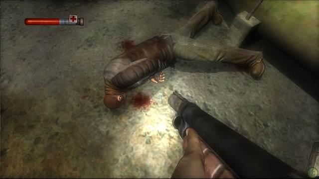 Condemned Criminal Origins PC Full Capturas