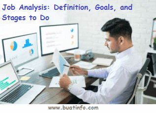 Buati Info - Job Analysis: Definition, Goals, and Stages