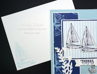 Heart's Delight Cards, Sailing Home, SRC - Sailing Home, 2019-2020 Annual Catalog, Stampin' Up!