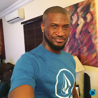 Peter Okoye  urged his fans to get back to work and turn their vision to a mission.
