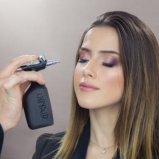 Dinair The One Airbrush Makeup Tutorial