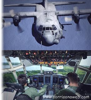 Avião C-130 - Sorriso na Web