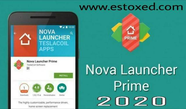 تحميل برنامج nova launcher prime apk كامل 2020 للاندرويد احدث اصدار
