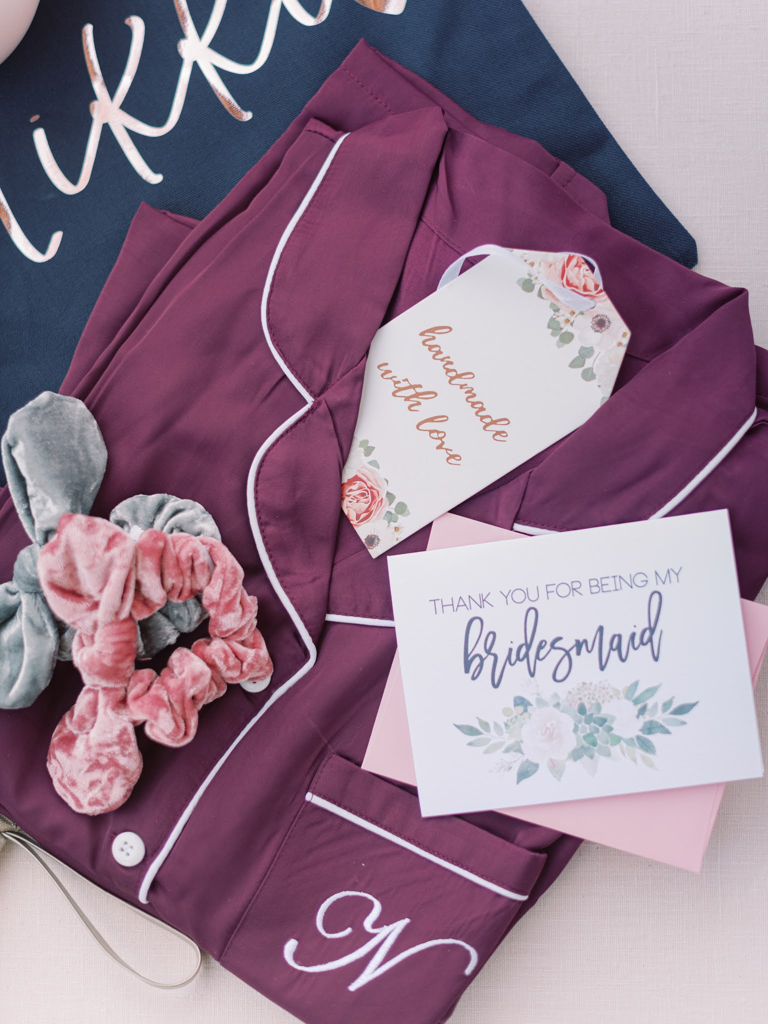 Gifts For Bridesmaids on Wedding Day