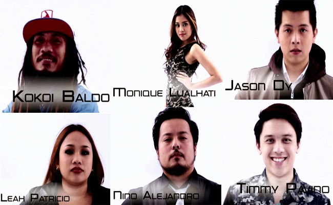 Result of The Voice of the Philippines Season 2 Top 8 from Team Sarah and Team Lea February 15, 2015