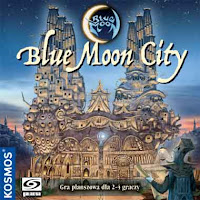 Blue Moon City (wyd. Galakta)