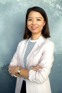 Ling Lu, Product Marketing Manager, Jabra APAC Regional