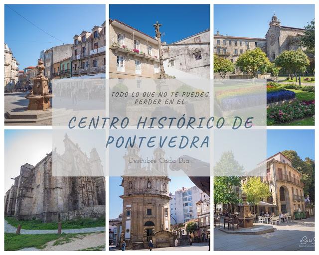 Todo lo que no te puedes perder en la ciudad de Pontevedra