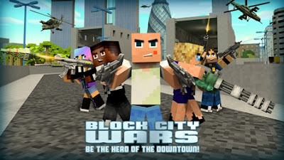 Block City Wars v6.2.1 Mod Apk + Data Terbaru