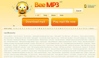 Beemp3.com - Free Best Mp3 Download Website