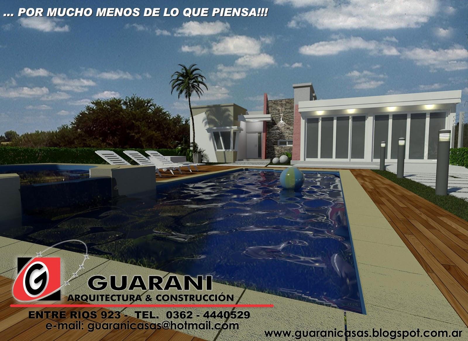 Arquitectura y construccion quincho y piscina de diego y for Arquitectura y construccion