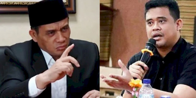 Balas Kritikan Anggota DPR RI, Bobby Justru Menohok Diri Sendiri