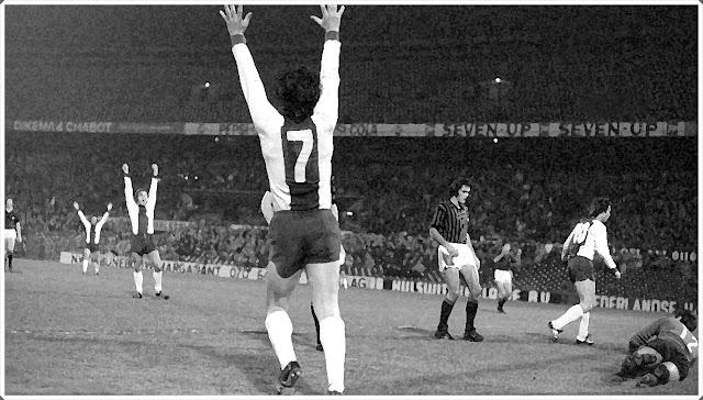 Milan Magdeburg Winners Cup European 1974