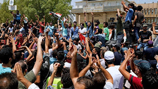 Demonstrasi Berkecamuk di Irak, Warga Frustasi dengan Pemerintah yang Dipimpin Syiah di Baghdad