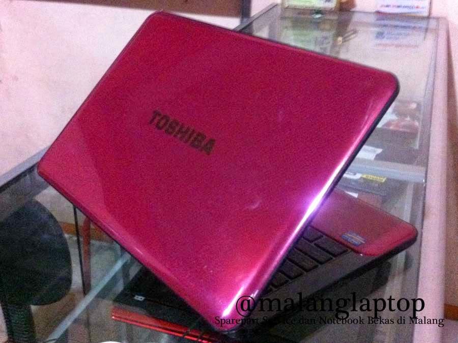 Laptop Bekas Toshiba M840