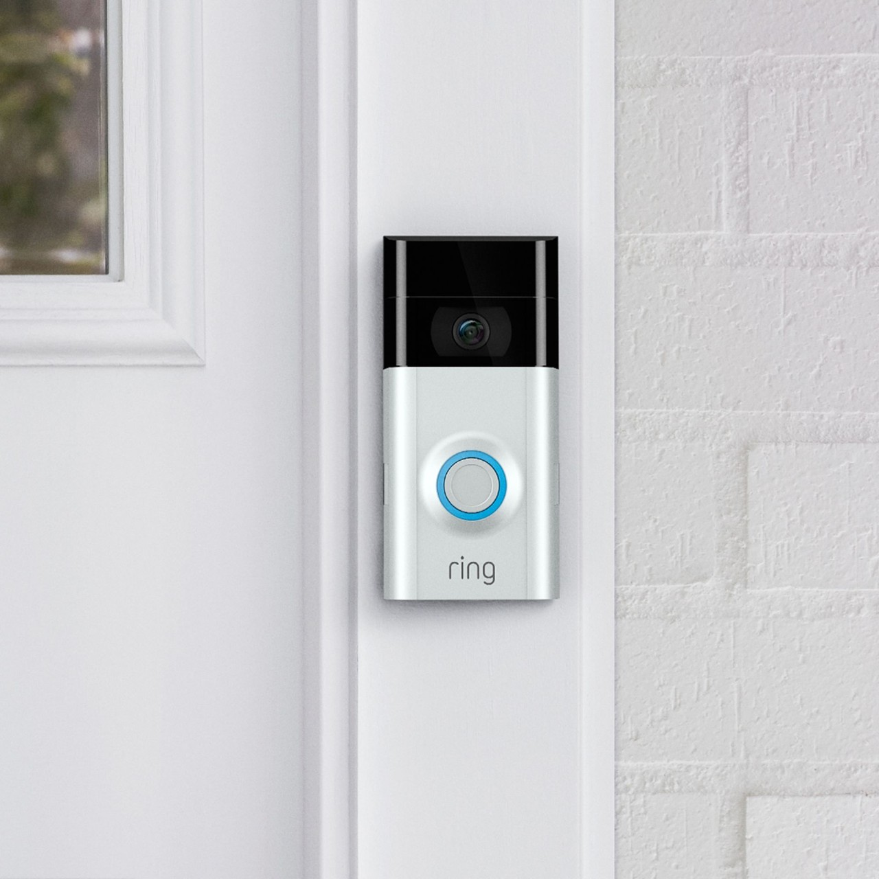 #ad, Ring Video 2 doorbell @BestBuy