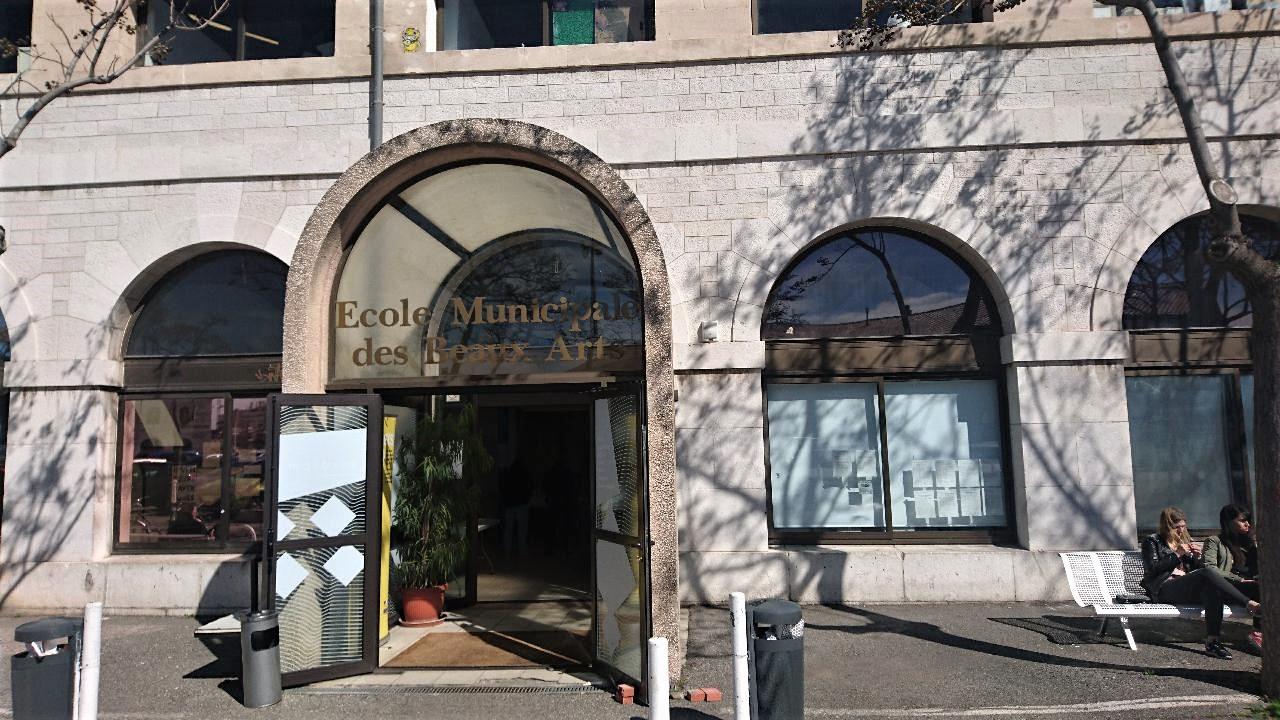 Images en t te journ e portes ouvertes l 39 ebat ecole des beaux arts de toulon - Portes ouvertes beaux arts toulouse ...