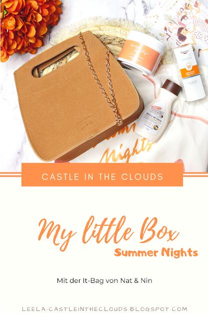 My little Box Summer Nights Juni 2020 Pinterest