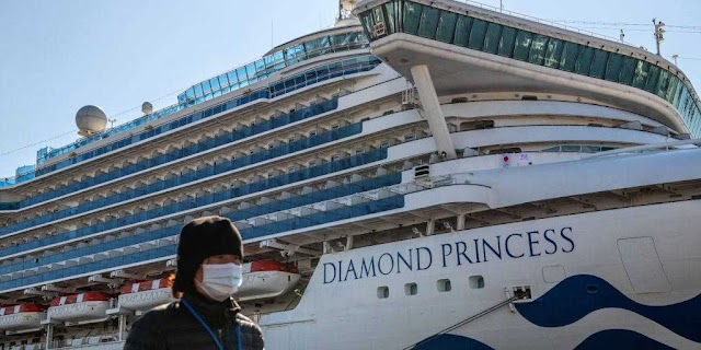 One Macedonian on board of 'Diamond Princess' infected with Corona Virus