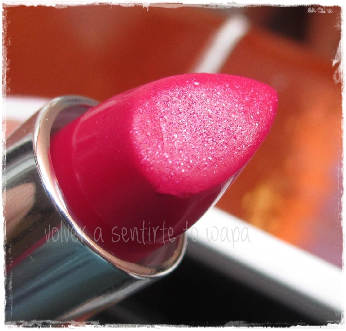 Colour Crush de The Body Shop - Redhot Raspberry