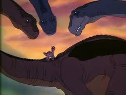 AsperJosh: The Land Before Time (Childhood Memories)