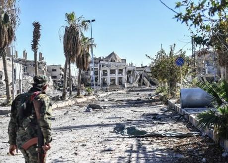 Militer Suriah Rebut Kota Terakhir di Deir Ez-Zor dari Daesh