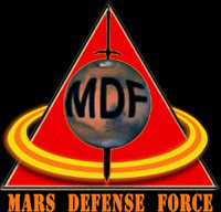 The real Mars defence force.