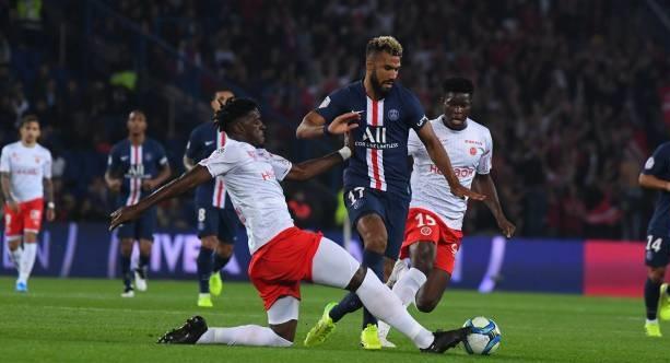 PSG: Choupo-Moting sort sur blessure lors du match face à Reims