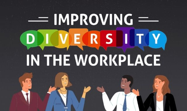How Workplace Diversity in the U.S. Can Be Improved
