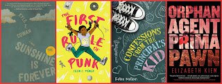 8 Books for Teens and Tweens