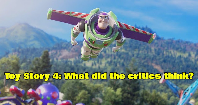 Toy Story 4 | What did the critics and viewers think