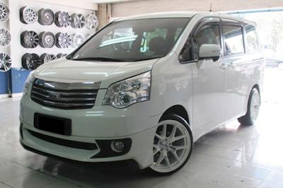 Toyota NAV1 Modifikasi