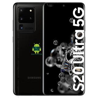 Samsung S20 Ultra SM-G988B Binary U2-U3 Eng Modem File-Firmware Download