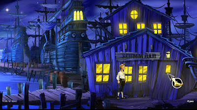 Videojuego The Secret of Monkey Island Special Edition