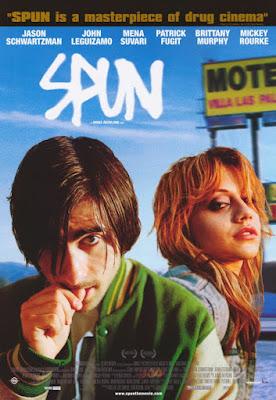 Spun Poster
