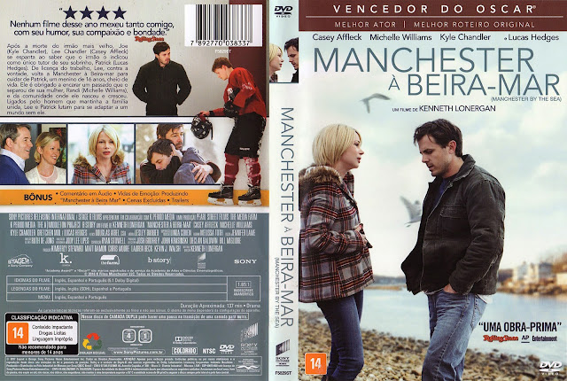 Capa DVD Manchester à Beira-Mar